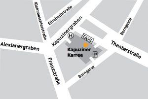 Anfahrtsskizze Radiologie Aachen